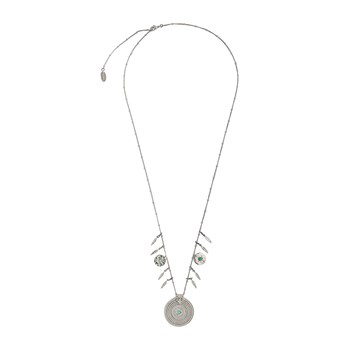 Hipanema - Zillyne Silver - Collier chaine - argent