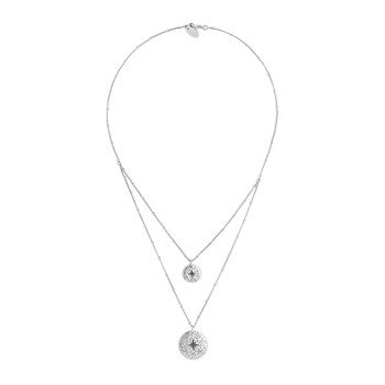 Hipanema - Ombre Silver - Collier chaine - argent
