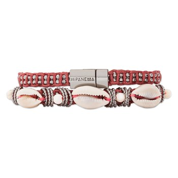 Ciloo - Bracelet multi tours - rose