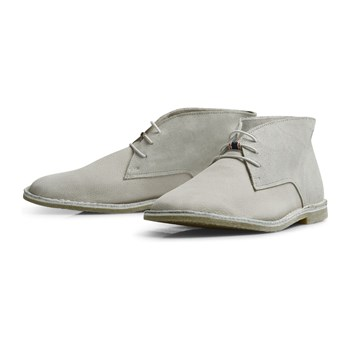 Damon - Derbies en cuir - beige