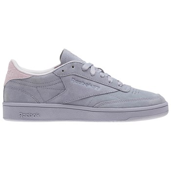 Club C 85 Nbk - Baskets en cuir - mauve