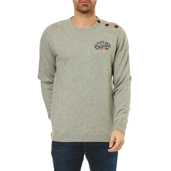 Jack & Jones - Trast - Pull - gris clair