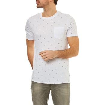 Jack & Jones - Jcomicro - Kurzärmeliges T-Shirt - weiß