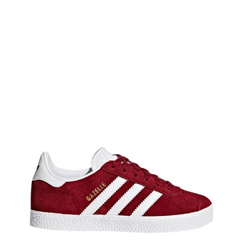 Gazelle C - Sneakers en cuir - rouge