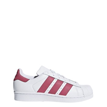 Superstar J - Baskets en cuir - blanc