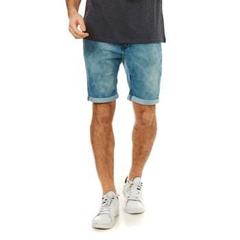 Best Mountain - Short - denim bleu