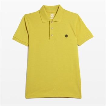 Timberland - Polo manches courtes - vert