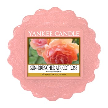 Yankee Candle - Rose Succulente - Lot de 4 Tartelettes - rose