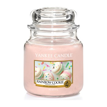 Yankee Candle - FANTAISIES SUCREES - Moyenne Jarre - rose clair