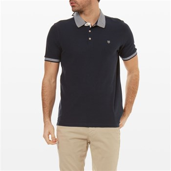 Perry - Polo manches courtes - blu scuro