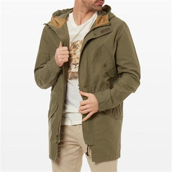 Light parka - Parka - verde