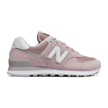 WL574 - Sneakers in pelle - rosa
