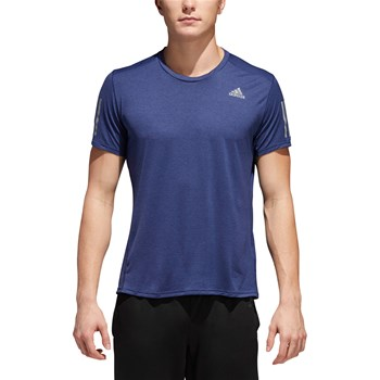 Adidas Performance - Cooler - T-shirt manches courtes - violet