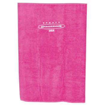 Plain Towely - Drap de plage - rose