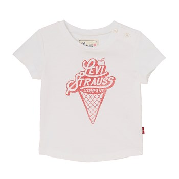 Levi's Kids - Ice - T-shirt manches courtes - blanc