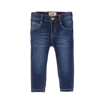 Levi's Kids - Flee - Jean skinny - denim bleu