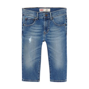 Levi's Kids - Bermuda - denim azul