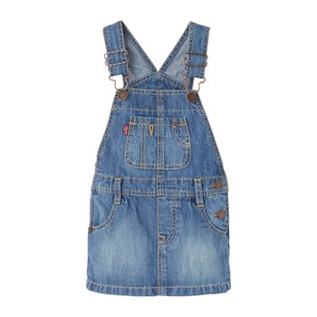 Levi's Kids - Sally - Robe en jean - denim bleu