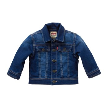 Levi's Kids - Wick - Giacca in jeans - blu jeans