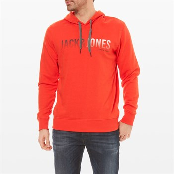 Jack & Jones - Linn - Sweat à capuche - orange