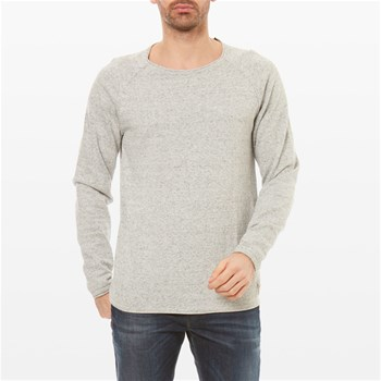 Union - Pull - gris clair