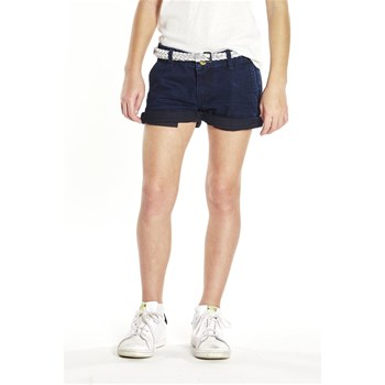 Fiestes - Short - denim bleu