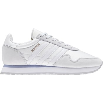 Haven - Sneakers in pelle - bianco