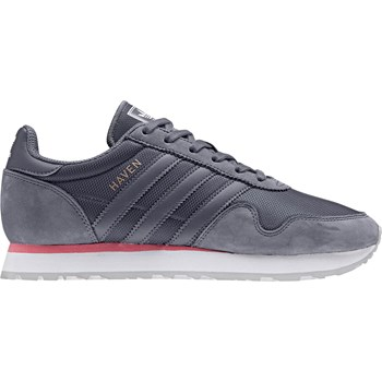 Haven - Sneakers in pelle - grigio