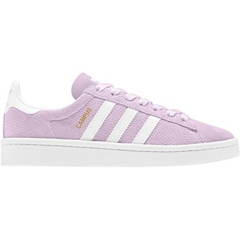 Adidas Originals - Campus J - Sneakers en cuir - lilas
