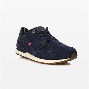 Ny Runner II - Baskets Mode - bleu marine
