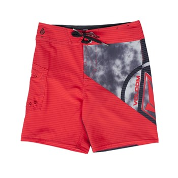 Liberate Lido Mod - Boardshort - rouge