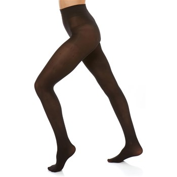 Hosiery Constellation - Collant avec strass Swarovski 50 deniers - noir