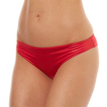 Beach Nervures - Badehose - rot