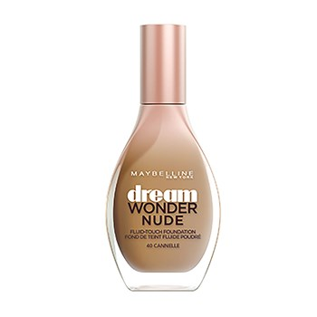 Maybelline - Fondotinta Dream Wonder fluido - canelle 40