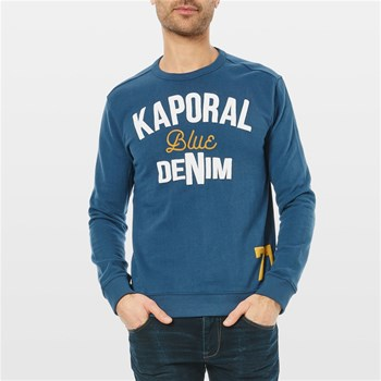 Duol - Sweat-shirt - bleu marine
