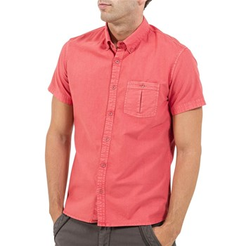 Oxbow - Candeli - Chemise manches courtes - corail