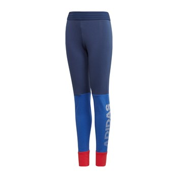Adidas Performance - Leggings - blu