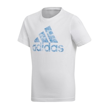 Adidas Performance - Bos - T-shirt manches courtes - blanc