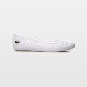 Lacoste - Marthe - Ballerine - bianco. Black Friday
