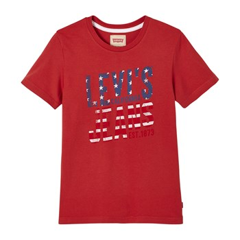 Fly - T-shirt manches courtes - rouge