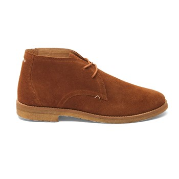 Alain - Bottines en cuir - marron