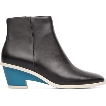 Camper - Brooke - Bottines en cuir - noir