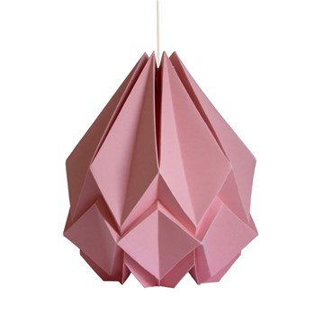 Tedzukuri Atelier - Hanahi - Suspension origami - rose
