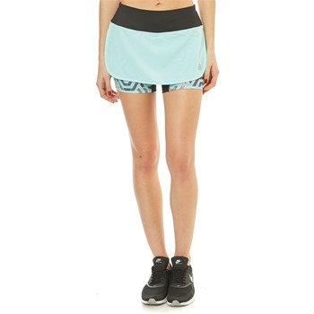 Reebok Performance - Jupe-short - bleu