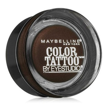 Maybelline - Color Tattoo - Sombra de ojos - chocolate