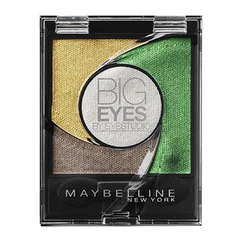 Maybelline - Big Eyes by Eyestudio - Palette d'ombres à paupières - multicolore