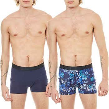 Aubade Men - Lot de boxers - bleu