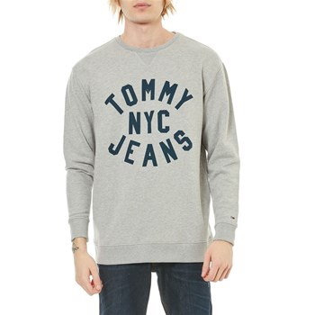 Tommy Jeans - Sweat-shirt - gris
