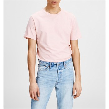 Jack & Jones - World - Maglietta a maniche corte - rosa