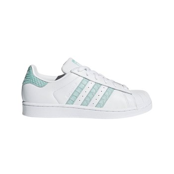 Superstar - Sneakers in pelle - bianco